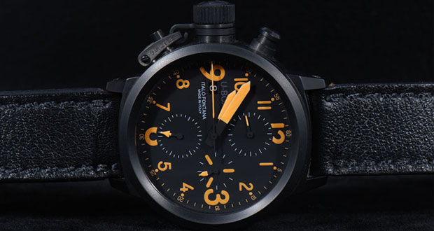 U-Boat Flightdeck Replica Watch