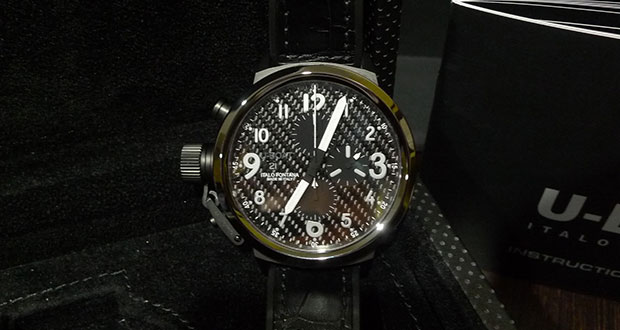 U-Boat Flightdeck Eclipse Replica Watch