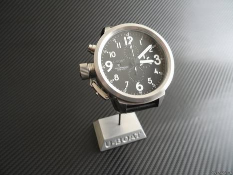 U-Boat Flightdeck Eclipse replica watches